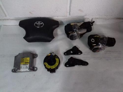 Kit Airbag Toyota Corolla Xei 2004 2005 2006 2007 2008