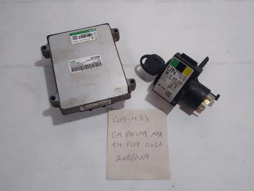 Kit Code Chevrolet Celta/prisma/corsa 1.4 Flex 2007 A 2012