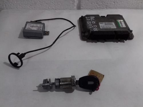 Kit Code Fiat Palio 1.0 Flex 2008 5521234561601