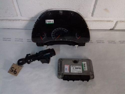 Kit Code Fiat Strada 1.4 Flex 2013 2014 55251995