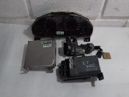 Kit Code Honda Civic 1.7 2004 37820-plm-k73