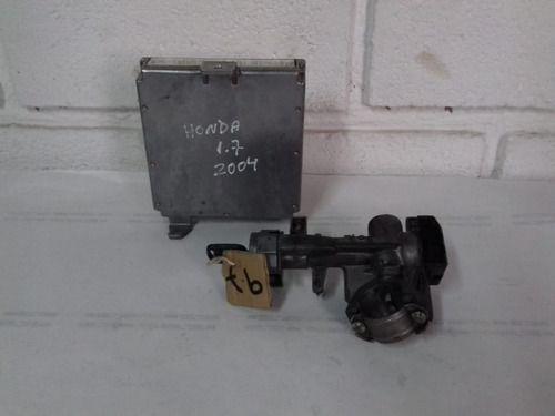 Kit Code Honda Civic 1.7 Gas. 2004/2004 37820-plm-k13