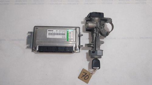 Kit Code Honda Fit Lx 1.4 8v Gasol. 2004 A 2009 0261208092