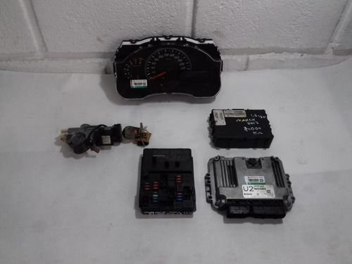 Kit Code Nissan March 1.6 16v Flex 2012 2013 237103ac0