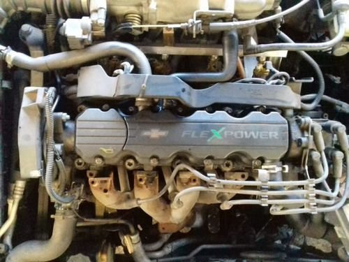 Motor Parcial Gm Vectra 2.0 Flex 2009 2010
