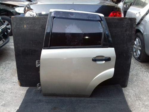 Porta Tras.esquerda Ford Fiesta 2003 A 2012
