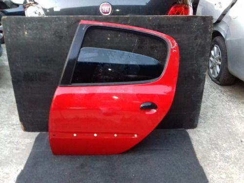 Porta Tras.esquerda Peugeot 206 207
