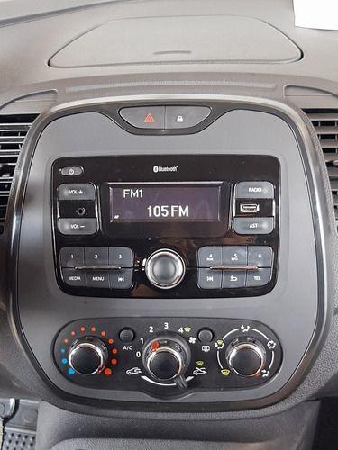Rádio Original Renault Captur 1.6 16v Flex 2018/2019