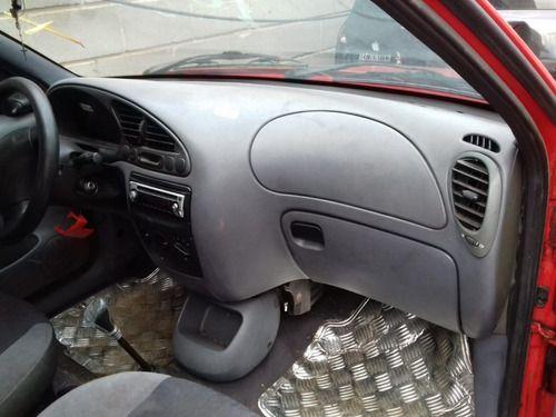 Capa Do Painel Ford Fiesta Endura 1.0 1998 1999