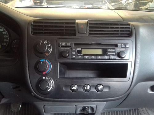 Comando De Ar Cond Honda Civic 1.7 2001 2001
