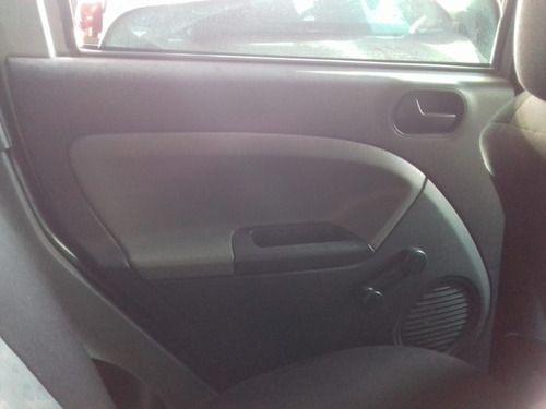 Forro De Porta Trás.esquerdo Ford Fiesta 1.0 8v Flex 2009