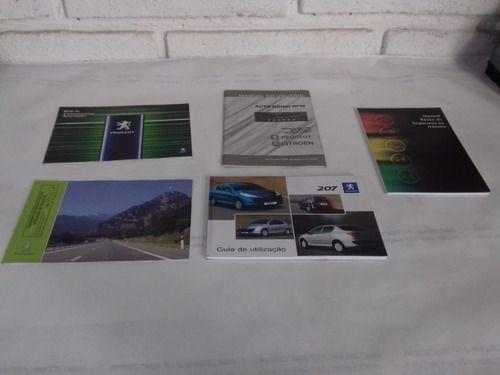 Manual Do Proprietario Peugeot 207