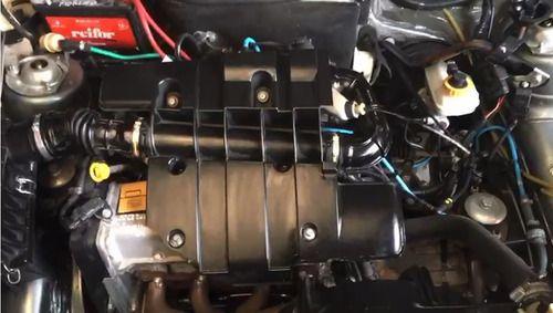 Motor Parcial Fiat Uno Mile 1.0 8v Fire Flex 2009 35 Mil Km