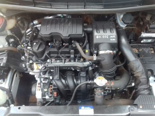 Motor Parcial Hb20 1.0 12v 2015