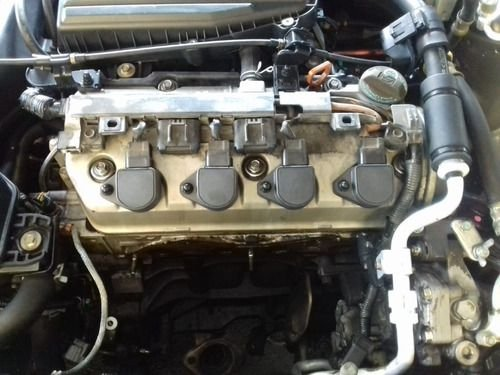 Motor Parcial Honda Civic 1.7 2001 2001