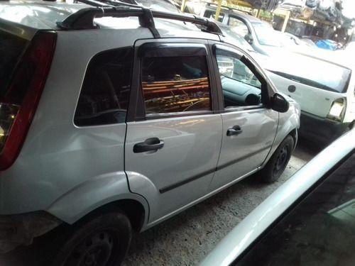 Porta Trás.direita Ford Fiesta 1.0 8v Flex 2009
