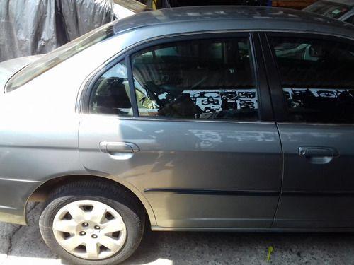 Porta Traseira Direita Honda Civic 1.7 2001 2001
