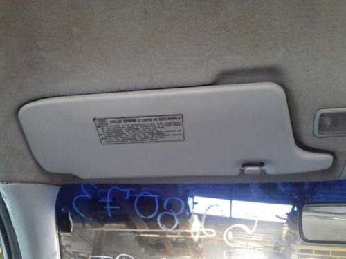 Quebra Sol L.esquerdo Honda Civic 1.7 2001 2001