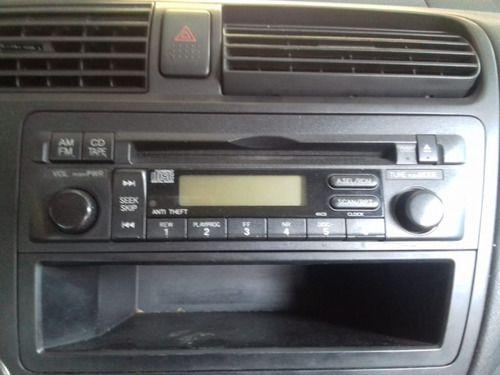 Rádio Original Honda Civic 1.7 2001 2001