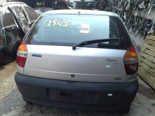 Traseira Com Teto  Fiat Palio 2005 2006