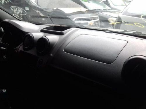 Capa Do Painel Ford Fiesta 1.0 8v Flex 2009