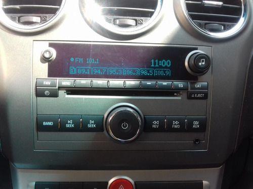 Rádio Original Gm Captiva 3.0 V6 2010 2011