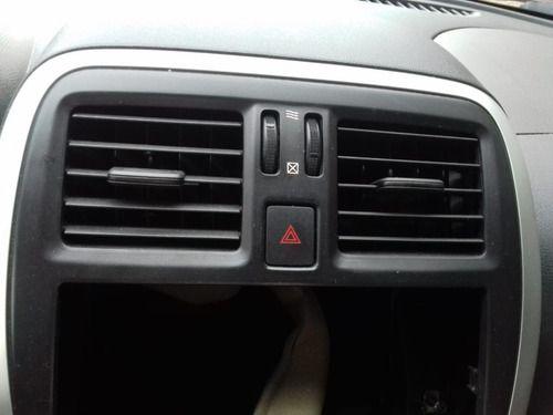 Difusor De Ar Central Nissan Versa 1.0 12v 2017