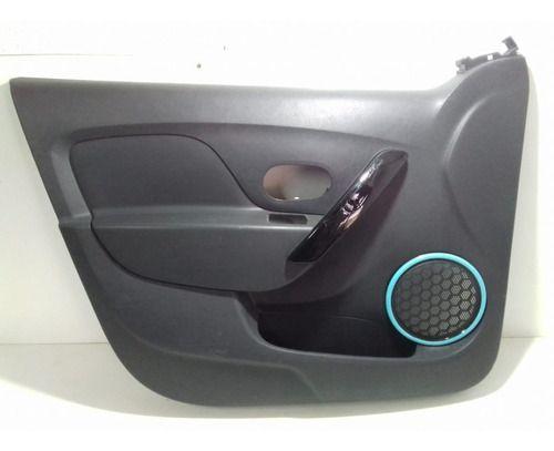 Forro De Porta Diant Esquerdo Renault Sandero Vibe Original