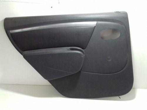 Forro De Porta Tras Esquerdo Renault Logan 2012 Original