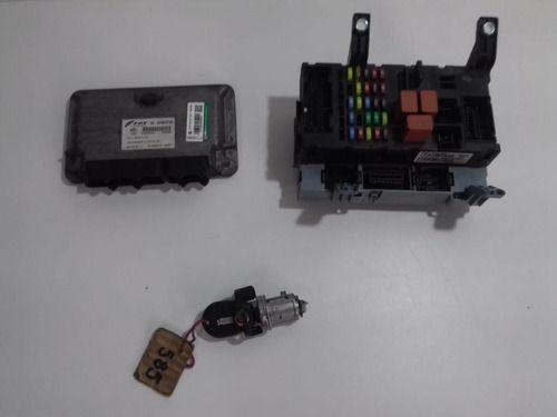 Kit Code Fiat Palio 1.8 Dualogic 51864755