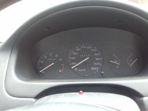 Painel De Instrumentos Honda Civic 1.6 16v 1999