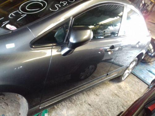 Porta Diant Esquerda Honda New Civic 2007 A 2011