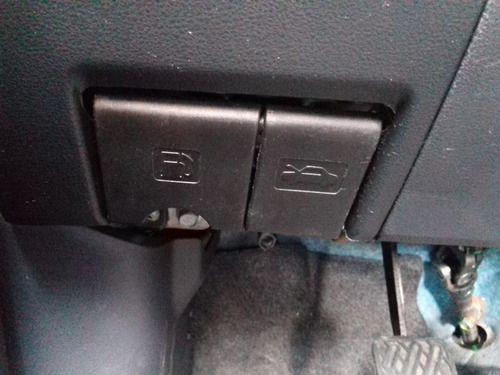 Puxador Capô Nissan Sentra 1.0 12v 2017