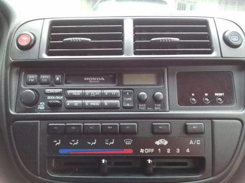 Rádio Original Honda Civic 1.6 16v 1999