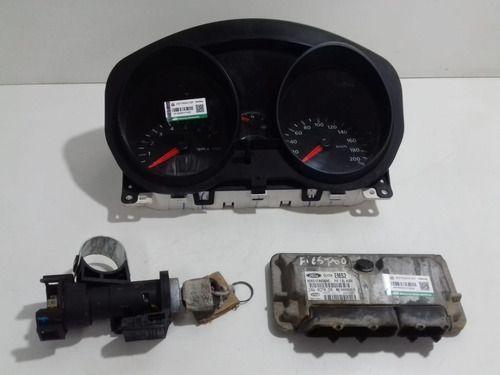 Kit Code Ford Fiesta 1.0 Flex 9s6512a650ac
