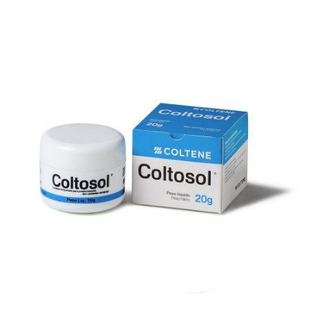 Obturador Provisório Coltosol Coltene