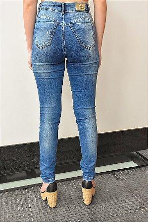 Calça Jeans Skinny Base Basic
