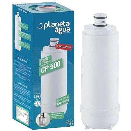 Refil de Filtro Cp500 - Planeta Água