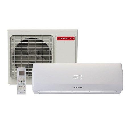 Ar Condicionado Split Hi-Wall Fit 12000 BTUs 220V ECS12QF-R4 Agratto
