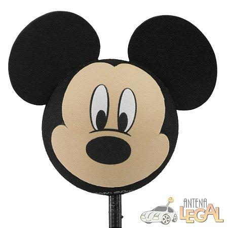 Enfeite de Antena para Carro Rosto Mickey Disney
