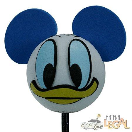 Enfeite de Antena para Carro Pato Donald Disney