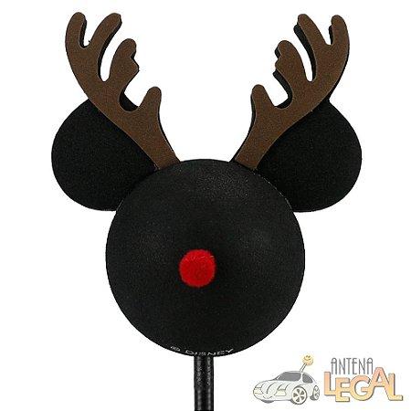 Enfeite de Antena para Carro Mickey Rena Disney