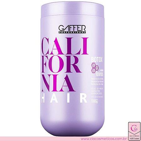 California Hair Botox Loiro 1000gr Vizet Profissional