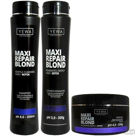 Home Care Max Repair Blond Yewa Professional