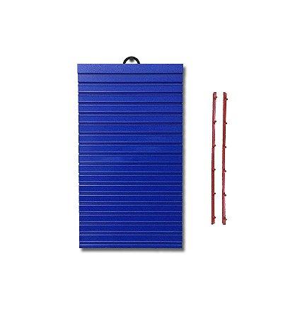 Quadrinho Azul (Sem letras)