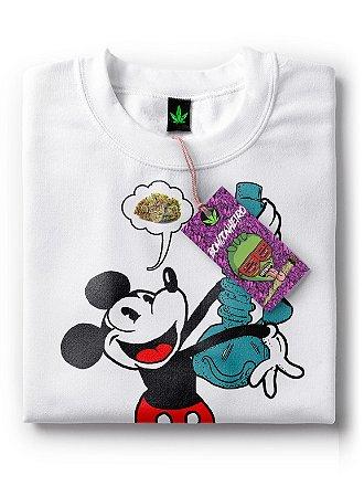 Camiseta Mickey Lombreiro