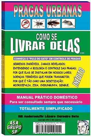 Livro de Pragas Urbanas Bill Andersen 11 96424 9997 W.App