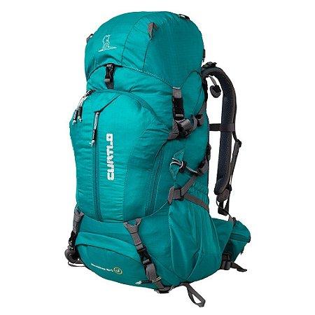 Mochila Mountaineer 40+5LF verde - Curtlo