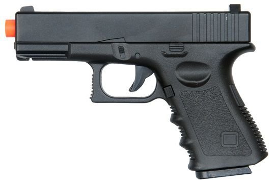 Pistola Airsoft Glock (Full Metal) Calibre 6MM -