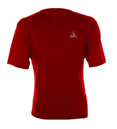 Camisa Dry Pro Masculina Vermelha - Makalu Sports
